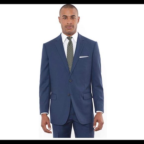 54f18068dee2 combatant gentlemen Suits & Blazers | Blue Suit 38s Brand New | Poshmark